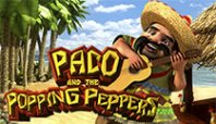 Paco and the Popping Peppers (Пако и поппинг перцы)