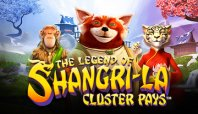 The Legend of Shangri-La: Cluster Pays (Легенда о Шангри-Ла: кластер платит)